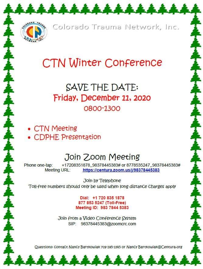 CTN Pic Winter Conf 2020