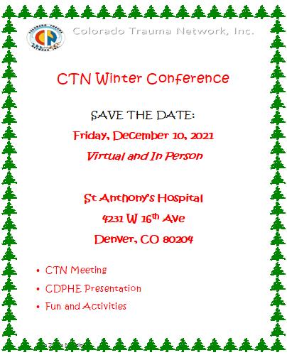 CTN Winter Conf 2021